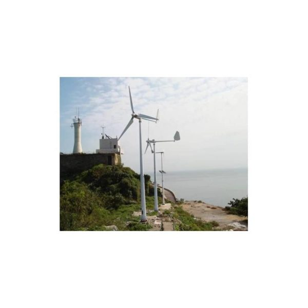 5 Kw Wind Turbine
