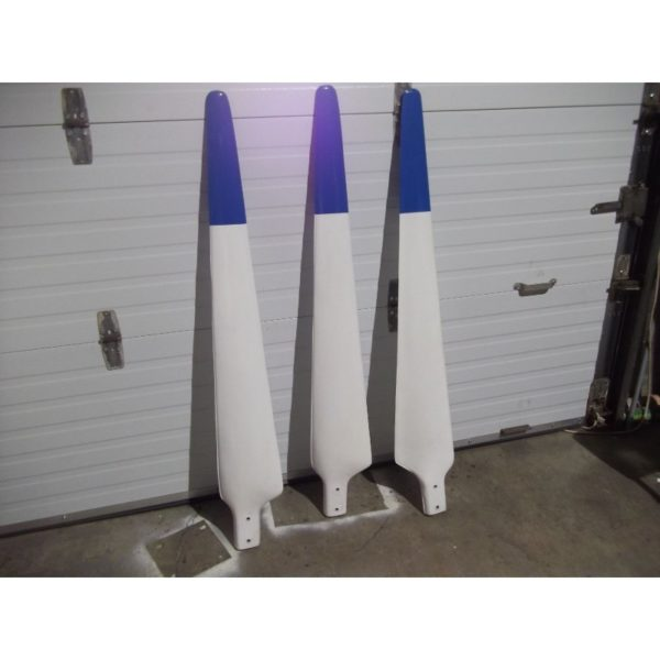 "48"" Wind Turbine Blade Set"