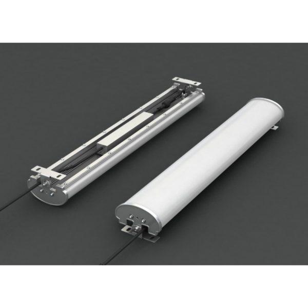 "30W Cool White 24"" Waterproof LED Fixture"