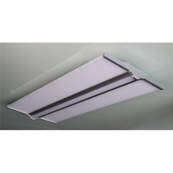 Suspended LED Light Fixture, A2 Style