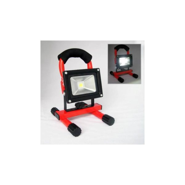 Rechargeable LED Flood Light 10W
