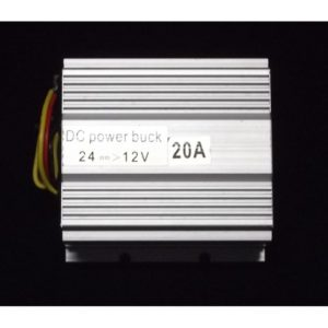 20 Amp DC Power Buck (24V-12V Adapter)