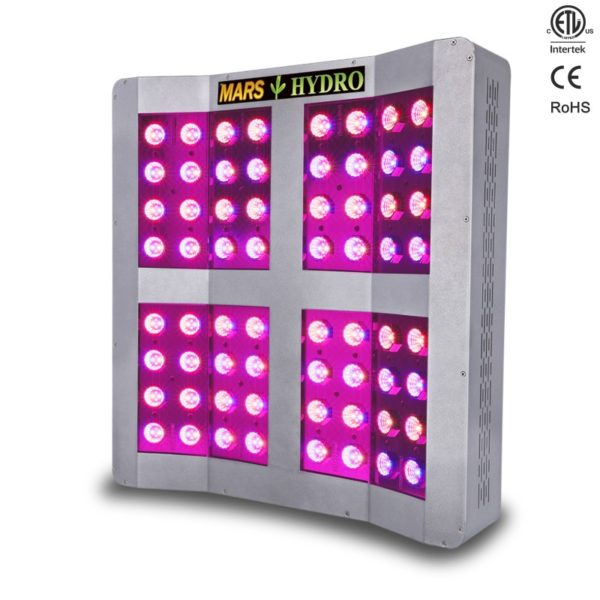 etl256 1 10 600x600 - MarsPro II Cree256 LED grow light 650W(with switches)(CA) -The MarsPro II Cree™ 256 LED Grow Light is smarter and more powerful than anything we have ever created before. - mars-hydro - etl256 1 10 600x600