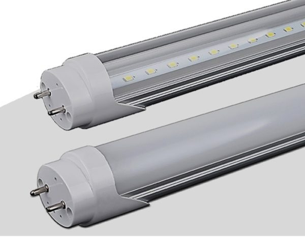 """t8 18w size 4ft 48 led tube light 98 600x468 - 4' T8 LED Tube Replaces 48"""" Fluorescent 110Lumen/watt -1200mm x 26mm T8 Tube Replacement. 110 lumen per watt - Starts instantly in cold weather! No waiting for your tubes in the garage to warm up to start.  18W Power Consumption (Less than HALF of a standard T8 and Ballast)  Lasts 10 times longer than traditional fluorescent tubes - household-led, commerial-lighting - t8 18w size 4ft 48 led tube light 98 600x468"""