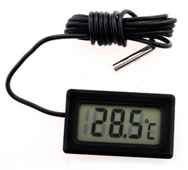 0O312A 20131211053111373 600x542 - LCD Digital Thermometer For Fridge/Freezer/Aquarium/FISH TANK -New Mini Digital LCD Thermometer Temperature Sensor Fridge Freezer Thermometer. LCD display. Temperature range: -50~ 110°C. Using environment: Temperature: -5~ 50°C Humidity: 5%~80%. 1 x User's Manual. - inst-env - 0O312A 20131211053111373 600x542
