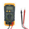 New font b A830L b font font b Handheld b font font b Digital b font 100x100 - A830L LCD Digital Multimeter DC AC Multimeter -The meter is a hand held 3-1/2 digital multimeter for measuring AC/DC voltage and AC/DC current, resistance, diode , transistor, frequency, temperature and continuity test. Battery operated. - volt-meters, inst-env, amp-volt-meters, ammeters - New font b A830L b font font b Handheld b font font b Digital b font 100x100