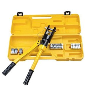 2 300x300 - 16 Ton Hydraulic Battery Wire Crimping Tool + 11  Cable Lug Dies -16 Ton Hydraulic Wire Crimper Crimping Tool 11 Dies Battery Cable Lug Terminal - tools, con-ele - 2 300x300