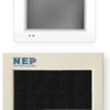 d2db8623552d13d2 100x100 - NEP Inverter Monitor and Gateway -The NEP BDG-256 Gateway (BDG256 Gateway) monitors a single phase solar system without a phase couper. The BDG-256 (BDG256)'s touch screen creates a user friendly interface complete with instant readings on each individual NEP solar inverter for trouble shooting. It also comes with an online web portal interface for configuring NEP BDM microinverters and supports a variety of applications, such as dual voltage and dual frequency, Wi-Fi and mobile data networks, and USB interfaced bar code scanners for quick installation - grid-tied - d2db8623552d13d2 100x100