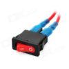 sku 184065 3 100x100 - Mini Instrumentation Rocker Switch -DC rocker switch with 10cm wire attached - instrumentation, dc-accessories - sku 184065 3 100x100