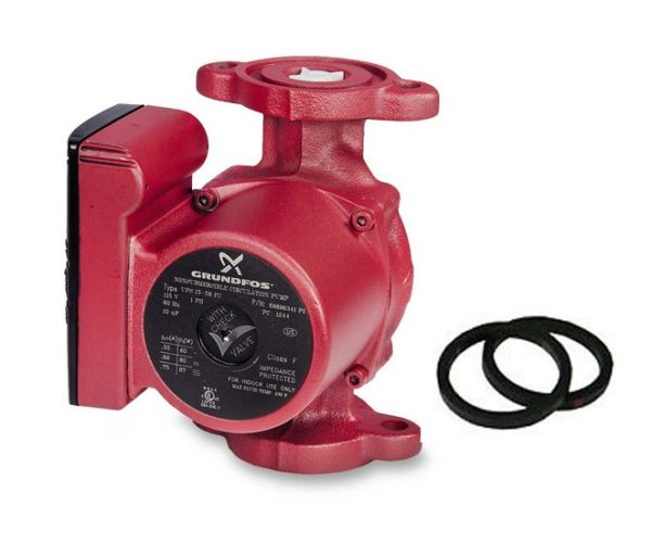 "ups15 58fc  washers 600x501 - Grundfos 59896341 Brute Three Speed 1/25 Horsepower Recirculator Pump -<p class=""description"">UPS15-58FC GRUNDFOS 3 SPEED BRUTE PUMP WITH CHECK VALVES</p> UPC:  63251410100 - pumps-and-pump-stations - ups15 58fc  washers 600x501"