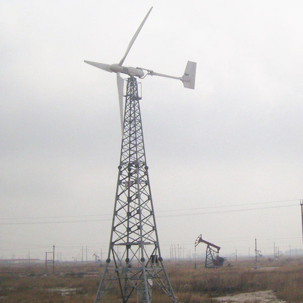 SW 20Kw 600x600 - 20 kW Wind Turbine -20 kW Wind turbine  Includes turbine (nacelle, blades, tail) and controller - wind-turbines - SW 20Kw 600x600
