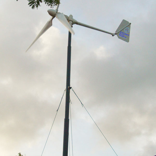 UP1KB1 600x600 - 1 kW Wind Turbine -1 kW Wind turbine  Includes turbine (nacelle, blades, tail) and controller - wind-turbines - UP1KB1 600x600