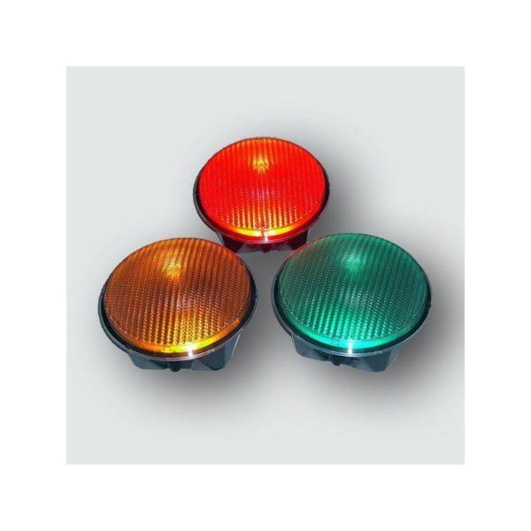 300mm Amber LED Traffic Light
