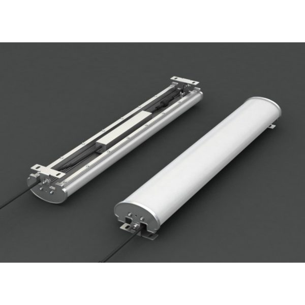 "30W Cool White 24"" Waterproof LED Fixture"