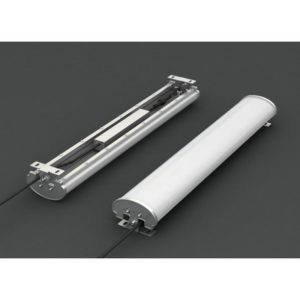"30W Warm White 24"" Waterproof LED Fixture"