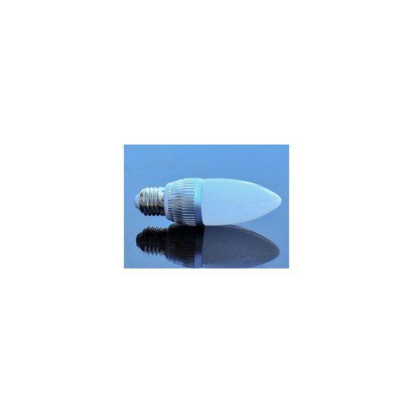 LED Bullet-Style Candle Bulb