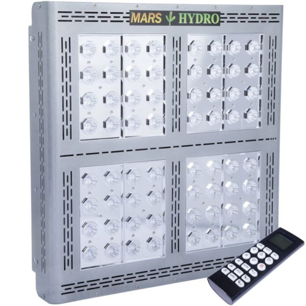 320 1 1 600x600 - Mars Pro Epistar320 LED grow light (with remote)(CA) -The Epistar™ 320 LED Grow Light is smarter and more powerful than anything we have ever created before. - mars-hydro - 320 1 1 600x600