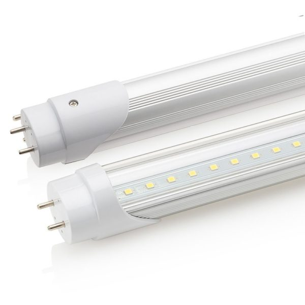 "61Rno7Zv14L. SL1000  600x600 - 4' T8 LED Tube Replaces 48"" Fluorescent 110Lumen/watt -1200mm x 26mm T8 Tube Replacement. 110 lumen per watt - Starts instantly in cold weather! No waiting for your tubes in the garage to warm up to start.18W Power Consumption (Less than HALF of a standard T8 and Ballast)Lasts 10 times longer than traditional fluorescent tubes - sign-led, residential-lighting, comm-led - 61Rno7Zv14L. SL1000  600x600"