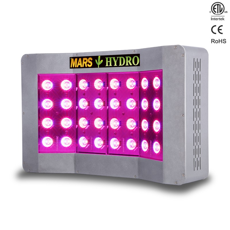 Buy Marspro Ii Cree128 Led Grow Light 320w With Switches