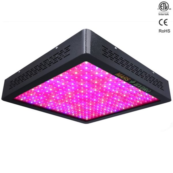 etl1600 1 4 600x600 - Mars II 1600 LED grow light (CA) -The high intensity Mars II 1600 is incredible powerful for 4.5' ×4.5' size's growing. Full spectrum, high quality but with affordable price makes it the best choice for your indoor growing. - mars-hydro - etl1600 1 4 600x600