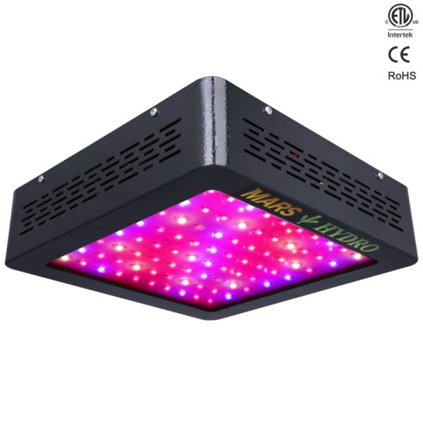 etl400 1 3 600x600 - Mars II 400 LED grow light(CA) -The high intensity Mars II 400 is incredible powerful for 2.5'x2.5' size's growing. Full spectrum, high quality but with affordable price makes it the best choice for your indoor growing. - mars-hydro - etl400 1 3 600x600