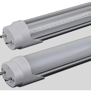 "t8 18w size 4ft 48 led tube light 98 300x300 - 4' T8 LED Tube Replaces 48"" Fluorescent 110Lumen/watt -1200mm x 26mm T8 Tube Replacement. 110 lumen per watt - Starts instantly in cold weather! No waiting for your tubes in the garage to warm up to start.  18W Power Consumption (Less than HALF of a standard T8 and Ballast)  Lasts 10 times longer than traditional fluorescent tubes - household-led, commerial-lighting - t8 18w size 4ft 48 led tube light 98 300x300"