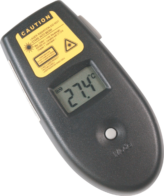 "8082547 - Compact Pocket Digital Infrared Thermometer -Non-contact thermometers can measure the temperature of virtually any surface. Designed for metalworkers, contractors, miners, automotive, plant managers, and food service personnel to check electrical panels, ballasts, fuses, cables, wires, HVAC exchangers, bearings, furnace exteriors, vents, surfaces, and countless other functions in hard-to-reach areas.  [contact-form][contact-field label=""Name"" type=""name""  required=""true"" /][contact-field label=""Email"" type=""email"" required=""true"" /][contact-field label=""Website"" type=""url"" /][contact-field label=""Message"" type=""textarea"" /][/contact-form] - inst-env - 8082547"
