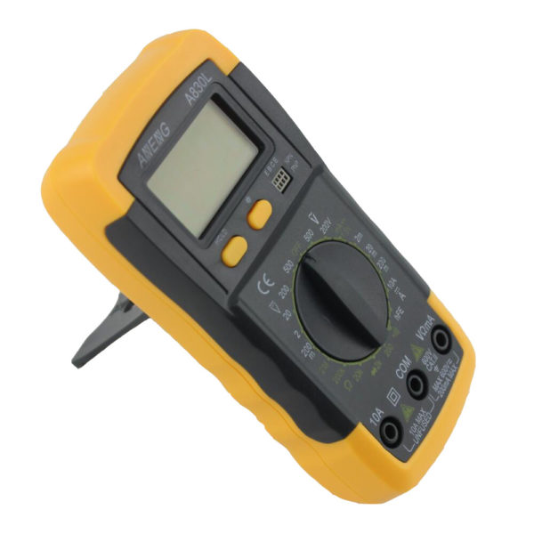 HTB1I.U7MVXXXXc1XFXXq6xXFXXXP 600x600 - A830L LCD Digital Multimeter DC AC Multimeter -The meter is a hand held 3-1/2 digital multimeter for measuring AC/DC voltage and AC/DC current, resistance, diode , transistor, frequency, temperature and continuity test. Battery operated. - volt-meters, amp-volt-meters, ammeters - HTB1I.U7MVXXXXc1XFXXq6xXFXXXP 600x600