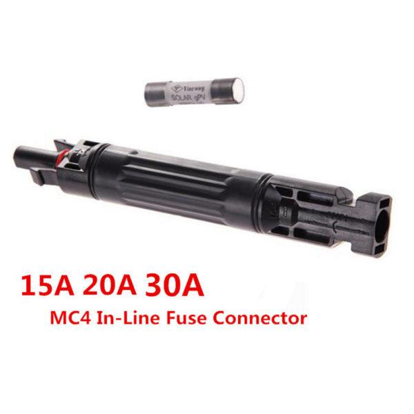 HTB1OZ0vOXXXXXcjXFXXq6xXFXXXe 600x600 - MC4 In-line Solar Fuse Holder 30 Amp 1000 VDC -Compatible with MC4 Connectors. 15A 20A 30A MC4 Solar PV In-Line Fuse Holder Waterproof class IP67 - fuse-holders, con-ele, connectors - HTB1OZ0vOXXXXXcjXFXXq6xXFXXXe 600x600