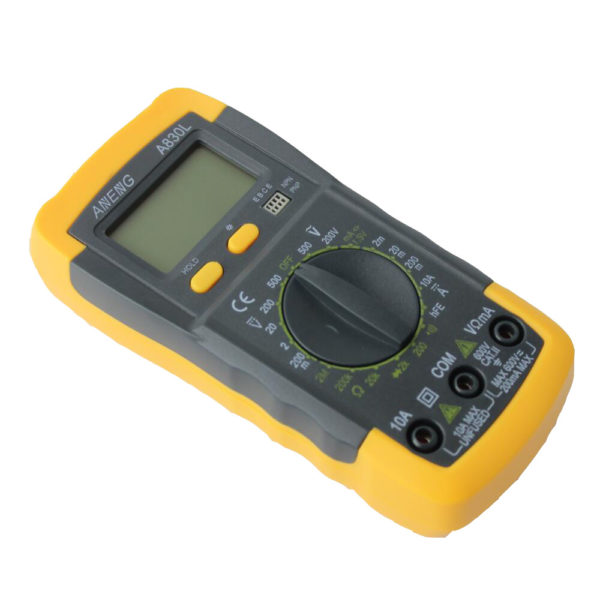 HTB1akk3MVXXXXa0XVXXq6xXFXXX6 600x600 - A830L LCD Digital Multimeter DC AC Multimeter -The meter is a hand held 3-1/2 digital multimeter for measuring AC/DC voltage and AC/DC current, resistance, diode , transistor, frequency, temperature and continuity test. Battery operated. - volt-meters, amp-volt-meters, ammeters - HTB1akk3MVXXXXa0XVXXq6xXFXXX6 600x600