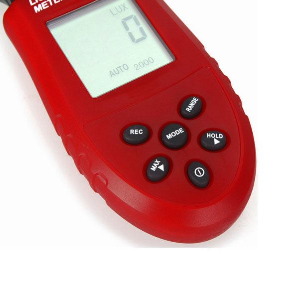 SKU146216b 600x600 - Handheld Digital Light Meter with Detachable Sensor -Handheld Digital Light Meter with Detachable Sensor200,000 Lux Digital LCD Pocket Light Meter Lux/FC Measure Tester High accuracy wide measuring range - inst-env - SKU146216b 600x600