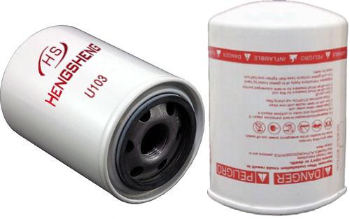 U103 2 - 30 Micron Spin-On Filter -30 micron oil filter - filters - U103 2