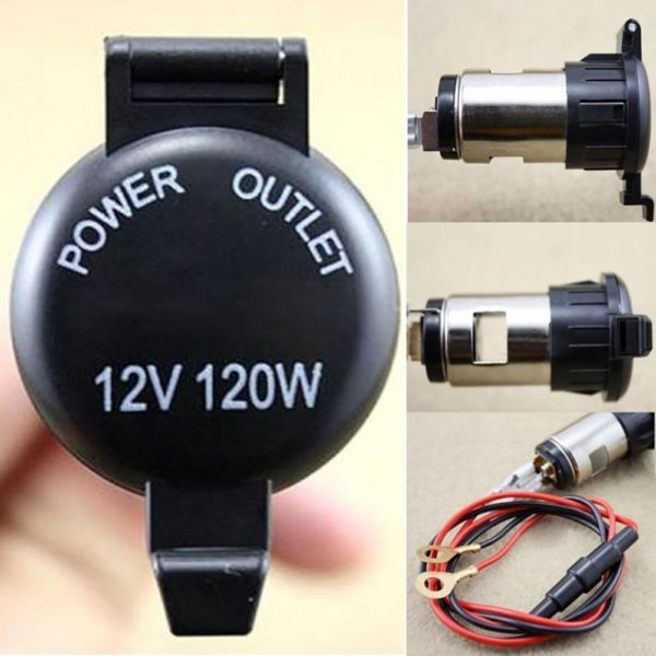 111 600x600 - 12V 120W DC Power Point Cigarette Lighter Power Socket -<strong>12V 120W Car Boat Tractor Cigarette Lighter Power Socket Outlet Plug Universal</strong> - dc-accessories - 111 600x600