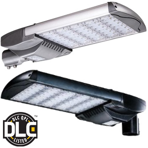 150w - Z-Series 110 lm/watt Street Lights -Z Series LED parking lot lighting provides cost effective illumination with industry leading LED modules and world class drivers. With a robust 7 year warranty, they boast a 70,000 hour lifespan. - comm-led - 150w