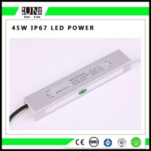 F 45 12 45W Constant Voltage IP65 IP67 12V Waterproof LED Power Supply Waterproof LED Driver 300x300 - F-45-12 45W LED Driver -45 Watt 12VDC Generic LED Driver - sign-led, led-parts - F 45 12 45W Constant Voltage IP65 IP67 12V Waterproof LED Power Supply Waterproof LED Driver 300x300