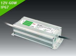 F 60 12 60W - F-60-12 60W LED Driver -60 Watt 12VDC Generic LED Driver - sign-led, led-parts - F 60 12 60W