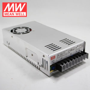 SP 320 5 300x300 - SP-320-5 5 Volt 55A Power Supply -AC-DC Enclosed power supply; Output 5Vdc at 55A; PFC; forced air cooling commonly found in digital LED sign board displays - sign-led, led-parts - SP 320 5 300x300