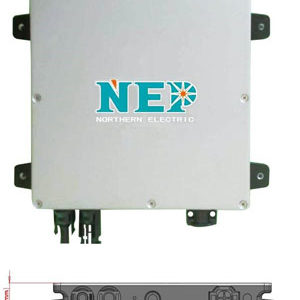 e0227fd1e5261432 300x300 - NEP BDM-300-D MICROINVERTER -The NEP BDM-300-D (BDM300D) is a great choice for your solar microinverter. Not only is the NEP BDM-300-D (BDM300D) a part of the thinnest microinverters in the world with its 25mm in thickness, but it also was designed for both frame mount (AC modules) and rail mount solutions. The NEP BDM-300-D (BDM300D) features a high continuous output power of up to 250Wac with a recommendation to work with a maximum of 330W solar panels; high efficiency with 95.5% CEC coupled with a peak efficiency of 96.3%; and cable options of a daisy chain. - inv-grid-tied - e0227fd1e5261432 300x300