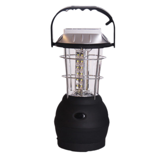 "1 600x600 - Solar Outdoor Camping Lantern -<div id=""title"" class=""panel-heading""> Features</div> <div id=""text-body"" class=""panel-body""> <ul> <li style=""list-style-type: none;""> <ul> <li>Just one minute of easy cranking at approximately 120 rpm provides 20 minutes of light</li> </ul> </li> </ul> <ul> <li style=""list-style-type: none;""> <ul> <li>Crank Power or Solar Power</li> </ul> </li> </ul> <ul> <li style=""list-style-type: none;""> <ul> <li>Great for camping, hiking, power outages, boating, auto and more</li> </ul> </li> </ul> <ul> <li style=""list-style-type: none;""> <ul> <li>Hanging/Carrying Handle</li> </ul> </li> </ul> <ul> <li style=""list-style-type: none;""> <ul> <li>Solar Charging Time: Approximately 6 Hours</li> </ul> </li> </ul> <ul> <li>No charger included with this item</li> </ul> </div> - solar-powered-devices - 1 600x600"