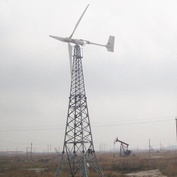 SW 20Kw 600x600 - 20 kW Wind Turbine -20 kW Wind turbine  Includes turbine (nacelle, blades, tail) and controller - wind-turbines - SW 20Kw 600x600