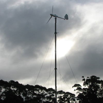 UP1KB - 1 kW Wind Turbine -1 kW Wind turbineIncludes turbine (nacelle, blades, tail) and controller - wind-turbines - UP1KB