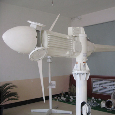 UP5KB - 5 kW Wind Turbine -5 kW Wind turbineIncludes turbine (nacelle, blades, tail) and controller - wind-turbines - UP5KB