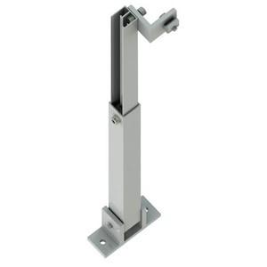 UPSRM-AD-RL15-30 Adjustable Rear Leg for Solar Mounting System 30º/60º