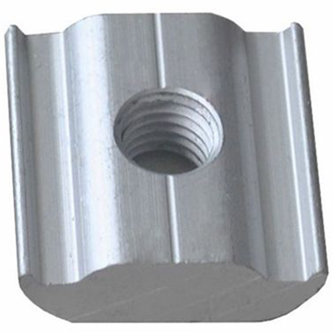 UPSRM-TIM-25 Nut type Anchor for Solar Mounting Rail