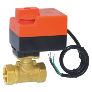 "201806261413591054 300x300 - Motorised Ball Valve - 2-Way - Power Open and Close -Motor actuated valve - 220V Non-spring return <p data-spm-anchor-id=""a2700.details.pronpeci14.i1.6d7e3872muzOkh""><strong>Technical data</strong></p> Power: 220VAC±10%, 2.0W                     Stroke: 2.0N.mNominal Pressure: 1.6Mpa                                   Running Time: 40-50S <p data-spm-anchor-id=""a2700.details.pronpeci14.i0.6d7e3872muzOkh"">Temperature of Medium: 5-95℃                          Medium: Chilled/hot water or glycol</p> - sdhw-con - 201806261413591054 300x300"