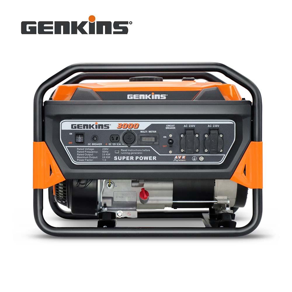 GK3000-2 3000W Gasoline Generator