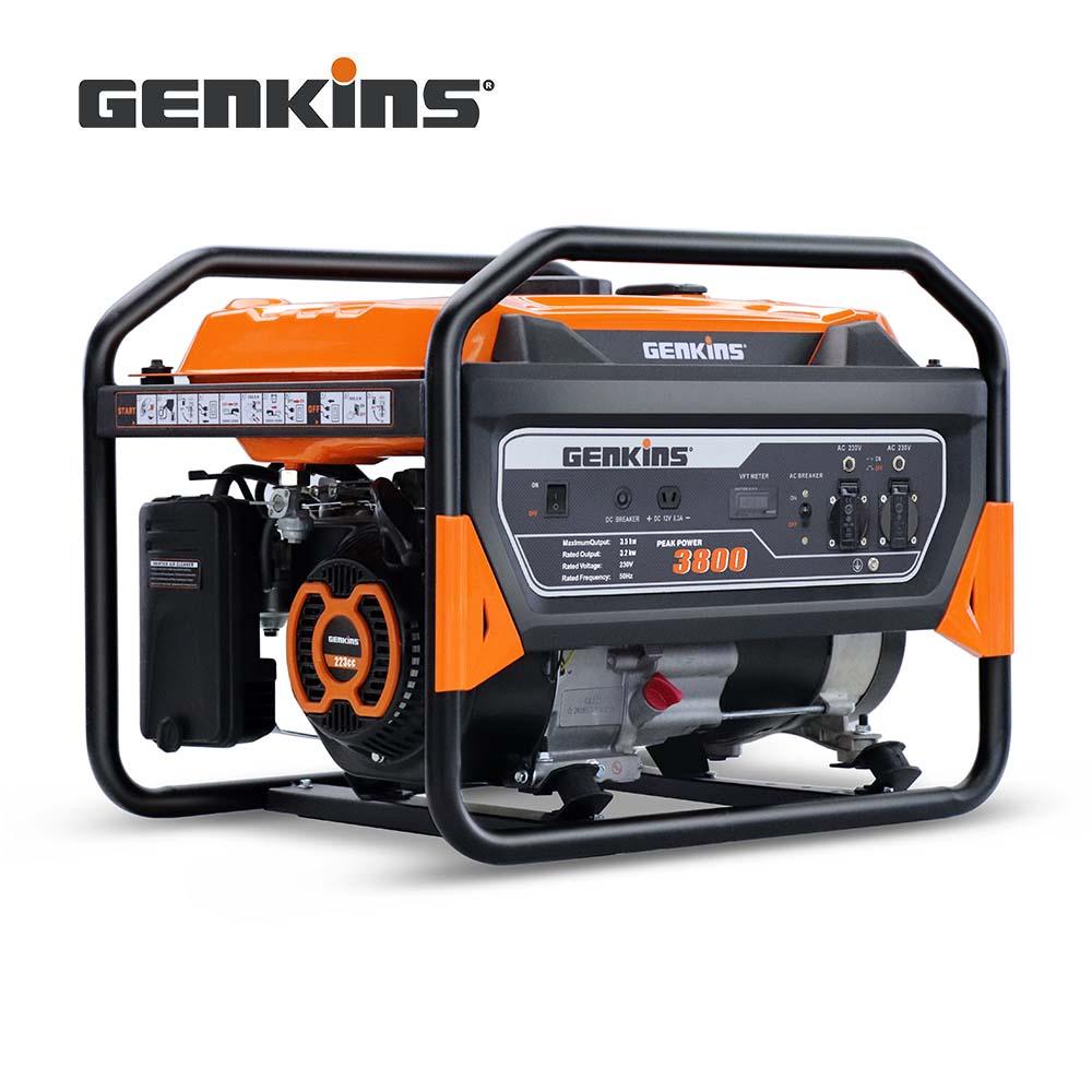 GK3800-1 3800W Gasoline Generator