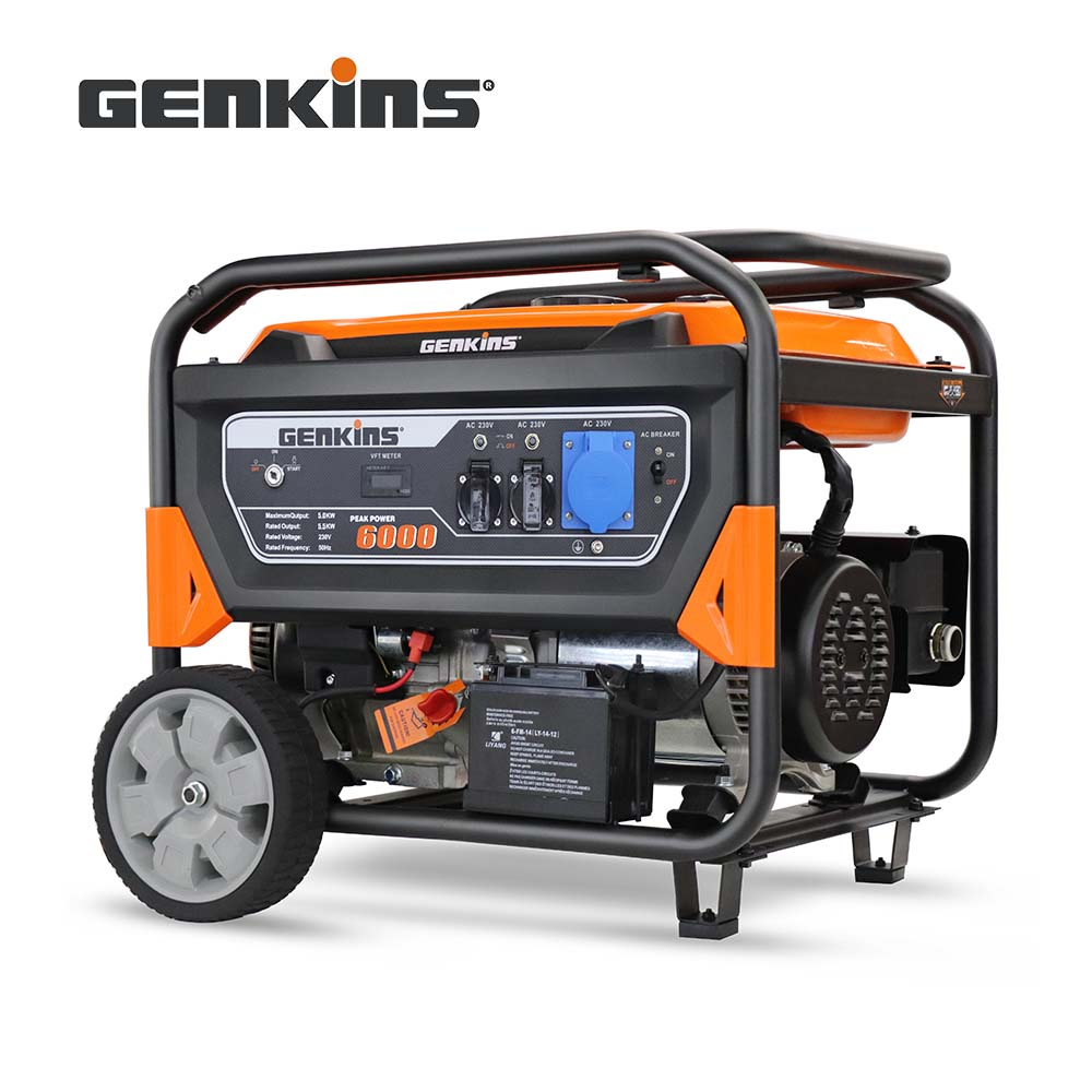 "GK6000 3 - 6000W Gasoline Generator -<img class=""aligncenter size-full wp-image-18663"" src=""https://unpluggedpowersystems.ca/wp-content/uploads/2019/01/6000spec_virn.jpg"" alt="""" width=""1112"" height=""348"" /> - genset-ac-gas - GK6000 3"