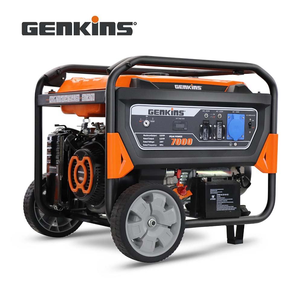 "GK7000 1 - 7000W Gasoline Generator -<img class=""aligncenter size-full wp-image-18673"" src=""https://unpluggedpowersystems.ca/wp-content/uploads/2019/01/7000spec_1p6g.jpg"" alt="""" width=""1112"" height=""348"" /> - genset-ac-gas - GK7000 1"