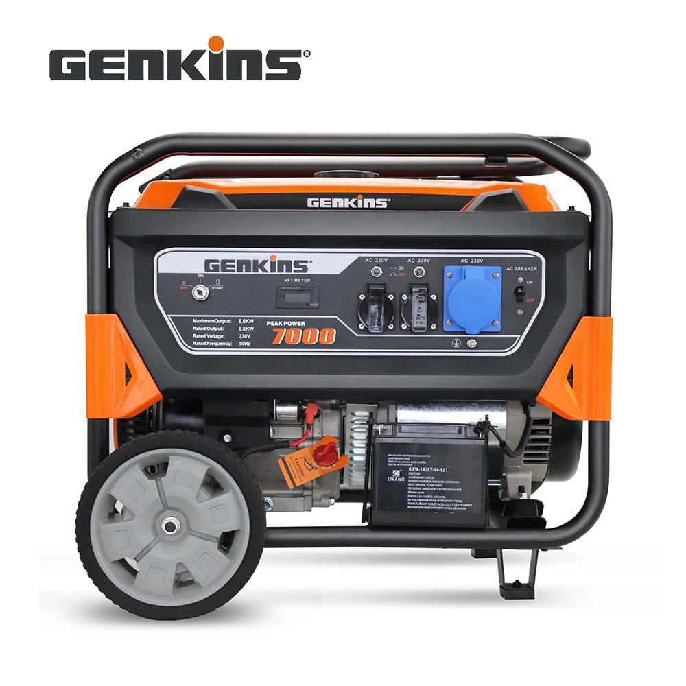 GK7000-2 7000W Gasoline Generator